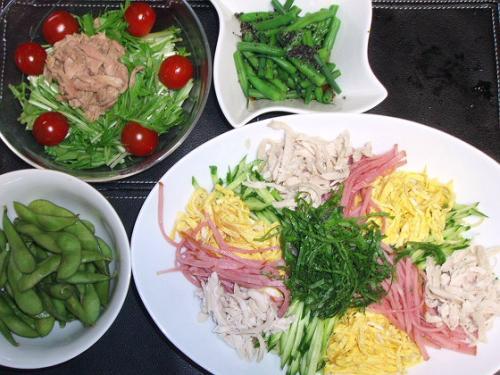 20090504夕ご飯