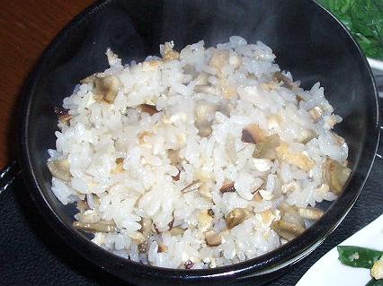 20090505牛蒡ご飯