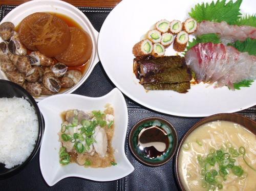 20090508夕ご飯