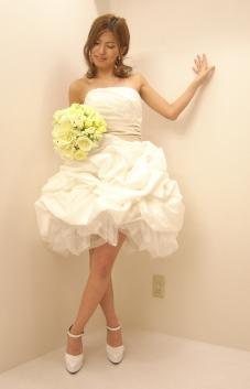 新作ドレス♪