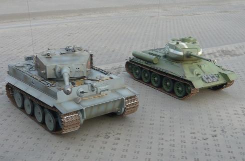 T34,Tiger1