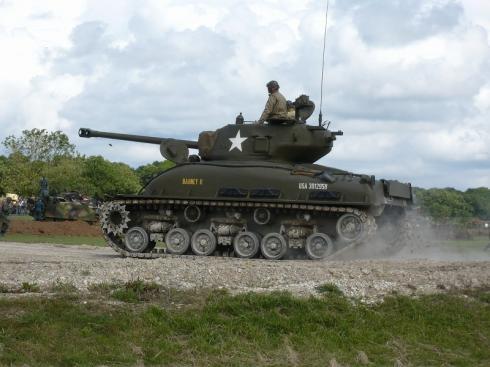 M4A1E8  シャーマン戦車