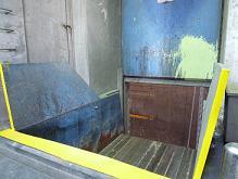 ゴミ投入口