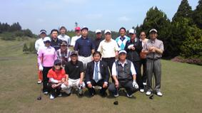 2007~2008親睦ゴルフ大会