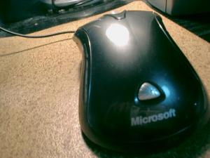 Laser Mouse 6000