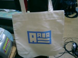 ARIA トートバッグ
