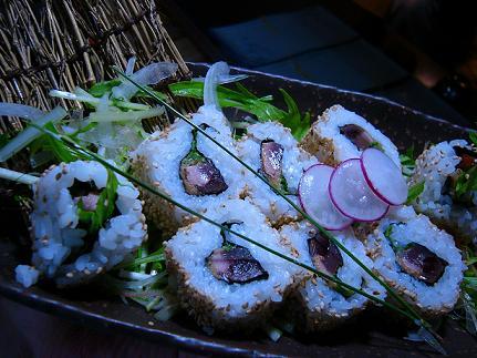 カツオの変わり寿司1 (2)縮小
