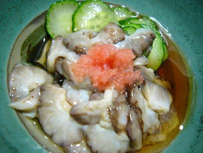 ナマコ酢1 (1)