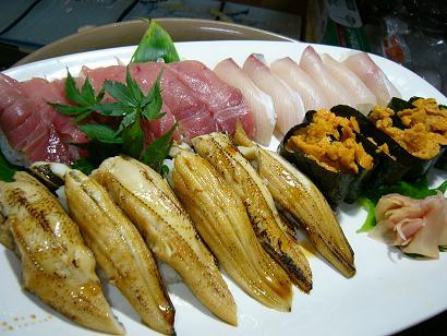 特注寿司盛り1 (1)
