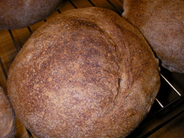 どぶろく酵母パン2