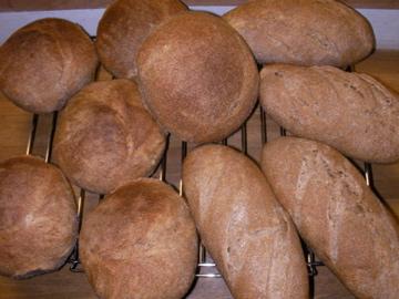 どぶろく酵母パン1