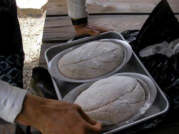 石釜パン1