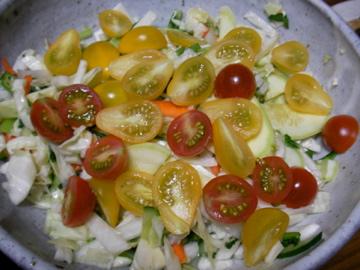 サラダパーティー2