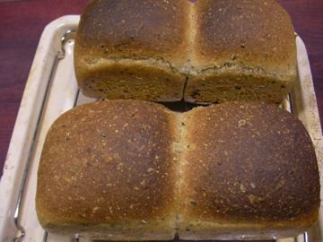 小麦酵母パン5