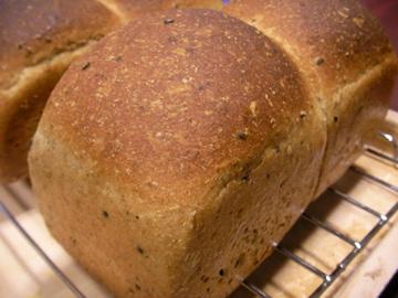 小麦酵母パン3