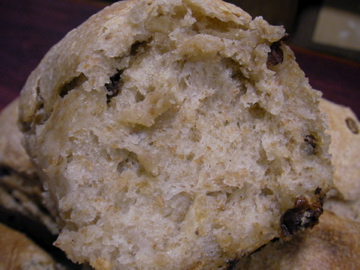 小麦酵母パン8