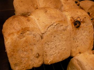 小麦酵母パン2
