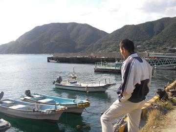 佐多岬漁港