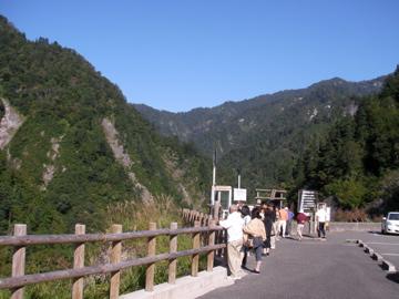 白山スーパー林道5