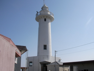 大王崎灯台2