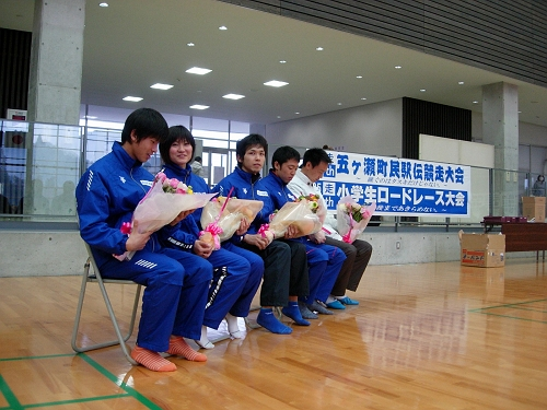 五ヶ瀬町民駅伝ー1