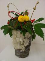 かんぶつ花瓶