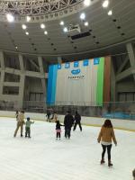 スケート場
