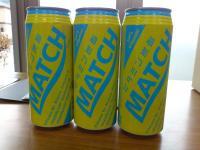 マッチ デカ缶