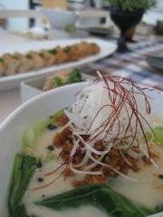 08.10 料理教室 担々麺