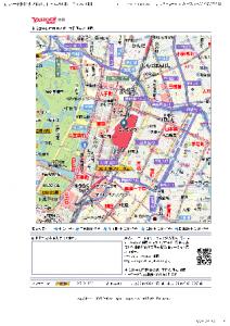 Yahoo地図