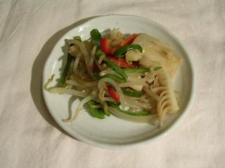 今日の惣菜 022
