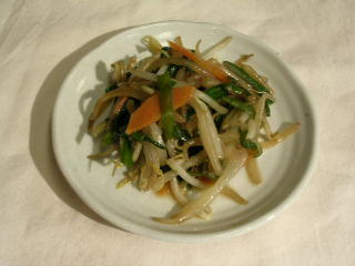 今日の惣菜 013