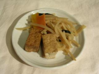今日の惣菜 012