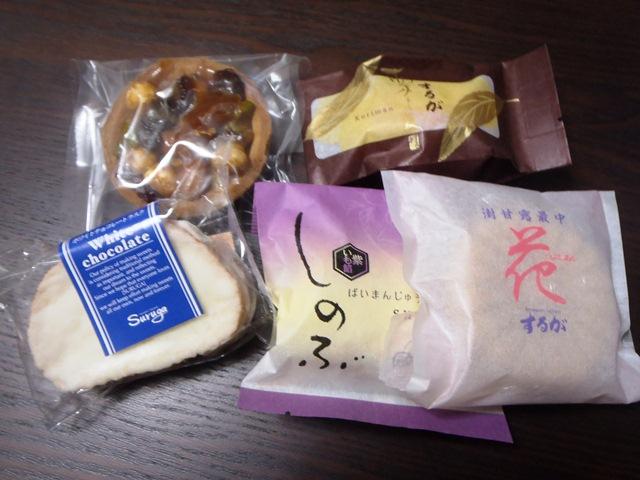江戸のお菓子111224