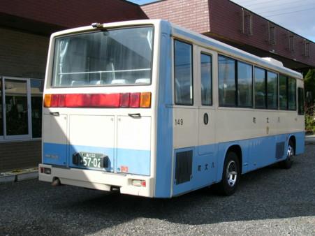 八丈島のバス120322