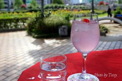 ブルガリアの薔薇のジュース