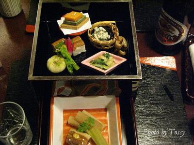 錦 3月の料理