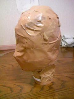 これは自作。中にホワイトマスク仕込んでます。