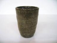 白釉 ロングカップ