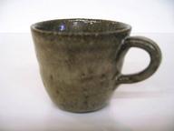 白釉 コーヒーカップ