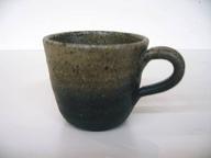 炭化 コーヒーカップ