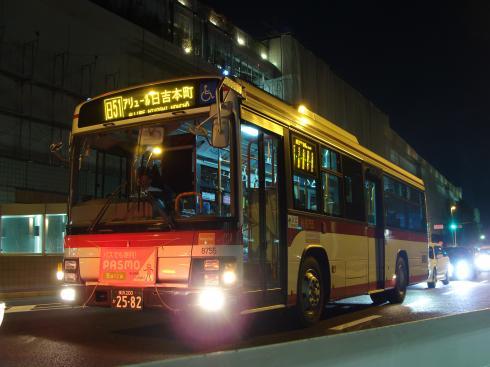8755 アリュール日吉本町行き