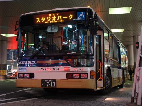 D702@NHK線