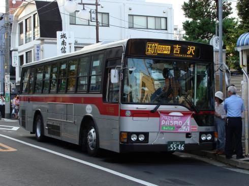 1585 吉沢行き