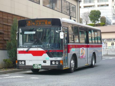 AO1580 南301