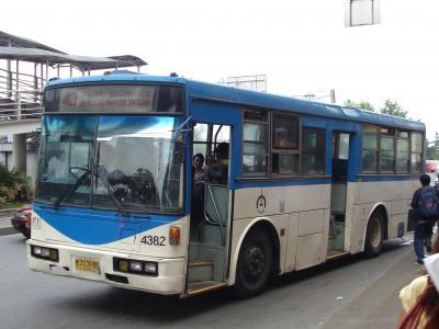 元川崎市営バス 4382号車
