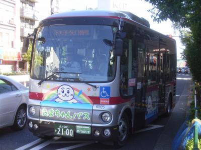 武蔵新田駅にて