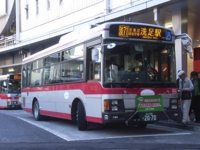 733@洗足線