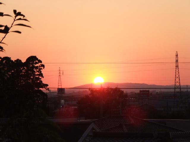 夕日H23.9.27