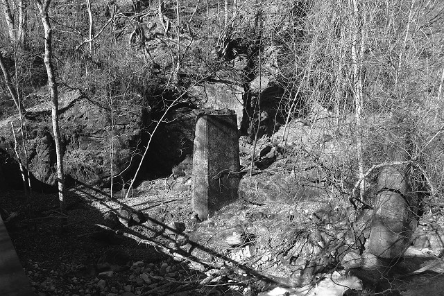 12西沢渓谷005